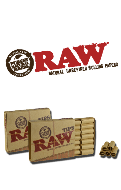 RAW Tips - PreRolled